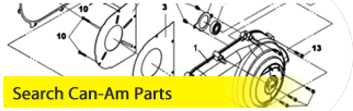 Can-Am Parts